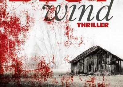 Cover til den tyske udgave af Øjesten. Udkom december 2013