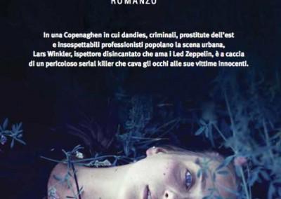 Cover til den italienske udgave af Øjesten. Udkom oktober 2013
