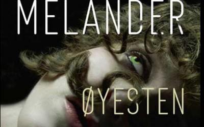 Cover til den norske udgave af Øjesten. Udkom februar 2014
