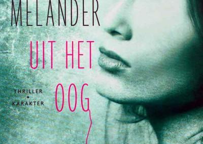 Cover til den hollandske udgave af Øjesten. Udkom juli 2013